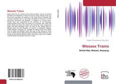 Wessex Trains kitap kapağı