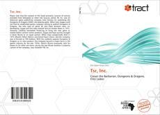 Bookcover of Tsr, Inc.