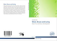 West, Bruce and Laing kitap kapağı