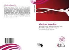Capa do livro de Vladimir Nevezhin