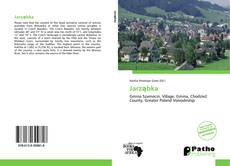 Bookcover of Jarząbka