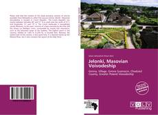 Portada del libro de Jelonki, Masovian Voivodeship