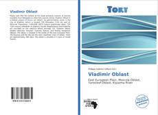 Bookcover of Vladimir Oblast