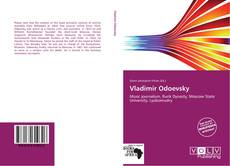 Bookcover of Vladimir Odoevsky