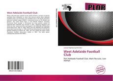 Обложка West Adelaide Football Club