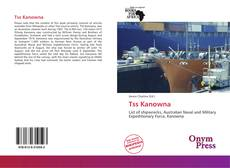 Bookcover of Tss Kanowna
