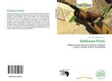 Kańkowo-Piecki的封面