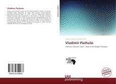 Buchcover von Vladimir Pashuto
