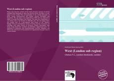 West (London sub region) kitap kapağı