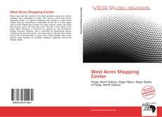 West Acres Shopping Center的封面