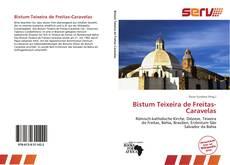 Capa do livro de Bistum Teixeira de Freitas-Caravelas