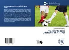 Couverture de Vladimir Popović (footballer born 1976)
