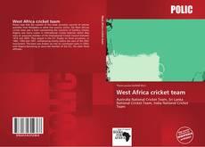 West Africa cricket team的封面
