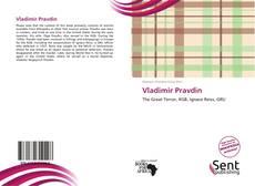 Обложка Vladimir Pravdin