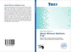 Bookcover of West African Nations Cup