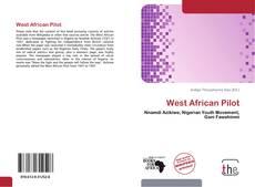 Обложка West African Pilot
