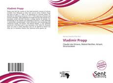 Buchcover von Vladimir Propp