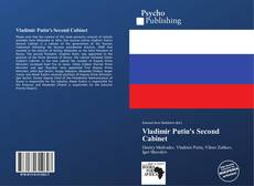 Bookcover of Vladimir Putin's Second Cabinet