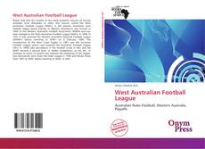 Bookcover of West Australian Football League