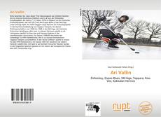 Couverture de Ari Vallin
