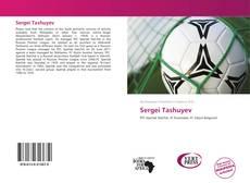 Sergei Tashuyev kitap kapağı