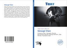 Capa do livro de Uesugi Clan