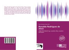 Bookcover of Ronaldo Rodrigues de Jesus