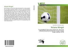 Обложка Ariane Hingst