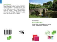 Обложка Kunin-Zamek