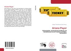 Bookcover of Ariane Payer