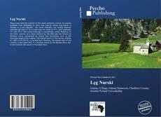 Buchcover von Łęg Nurski