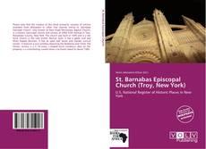 St. Barnabas Episcopal Church (Troy, New York)的封面