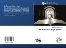 Bookcover of St. Barnabas High School