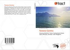 Bookcover of Tenero-Contra
