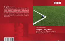 Sergei Zangareev的封面