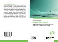 Обложка Ronald Winckworth