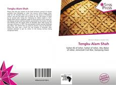Bookcover of Tengku Alam Shah