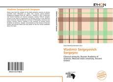 Couverture de Vladimir Sergeyevich Sergeyev
