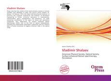 Bookcover of Vladimir Shalaev