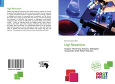Buchcover von Ugi Reaction