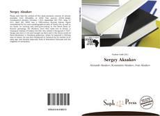 Buchcover von Sergey Aksakov