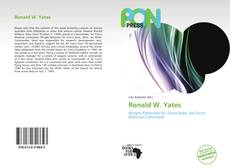 Bookcover of Ronald W. Yates