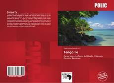 Bookcover of Tengo Fe
