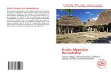 Обложка Gusin, Masovian Voivodeship