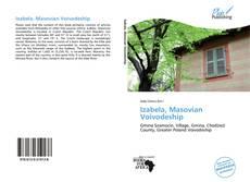 Portada del libro de Izabela, Masovian Voivodeship