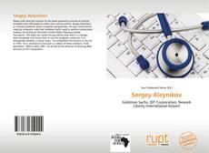 Buchcover von Sergey Aleynikov