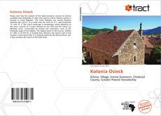 Couverture de Kolonia Osieck