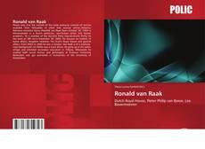 Buchcover von Ronald van Raak