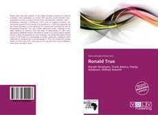 Bookcover of Ronald True
