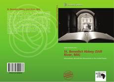 Bookcover of St. Benedict Abbey (Still River, MA)